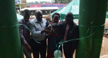EFC Launches New Business Service Centre in Mukono
